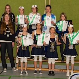 Schwäbische Einradtage Einradwiesel TSV Miedelsbach Einrad