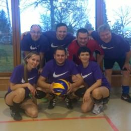 Ballspielgruppe bei der Eichenkreuzrunde in Remshalden
